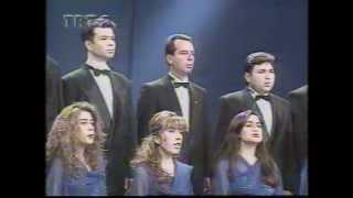 Edirne Devlet Türk Müziği Topluluğu-1997 Şef Dr. Ayhan Sarı - Bayatiaraban Takım, canlı kayıt