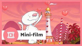 Toopy and Binoo - Binoo's Tall Tale - Mini-Movie in French!