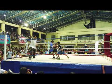 Best Boxing fight part - 1 mission Olympic by Diggaj Dharm Philippine boxer knock out fight