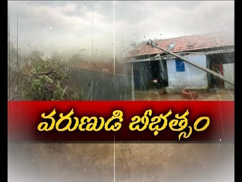 10 Killed As Heavy Rain & Hailstorm Lash | InTelangana, Andhra Pradesh