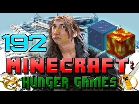 Minecraft: Hunger Games w/Mitch! Game 192 - LAVA AND ICE!