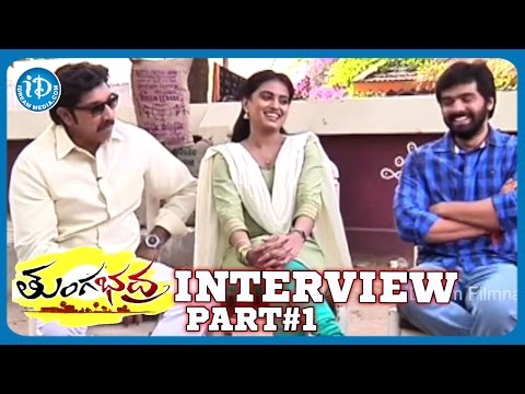 ‪Tungabhadra‬ Movie Team Special Interview Part - 1 | Adith Arun | Dimple Chopade | Sathyaraj