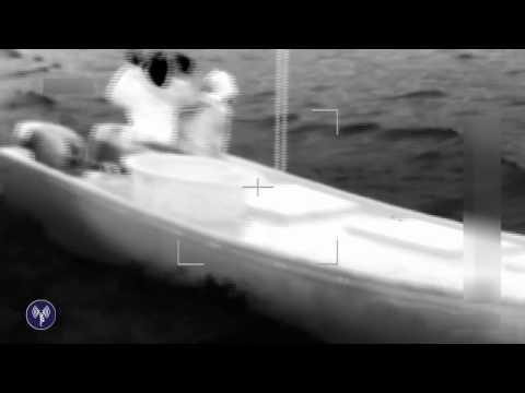Israel Navy Intercepts Hamas Smuggling Vessel
