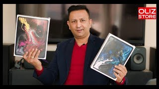 Apple iPad Pro 11/12.9 Inch   Unboxing & Preview   OlizStore Nepal