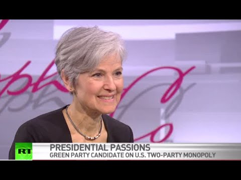 US pursuing regime change in Iraq, Syria, aiming for Iran - Pres. Candidate Jill Stein