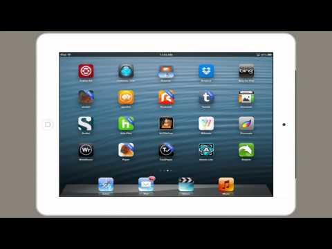 How to Hide the Safari Bar on an iPad : Tech Yeah!