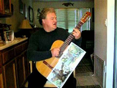 Natures Way - Spirit (Randy California) COVER, acoustic guitar