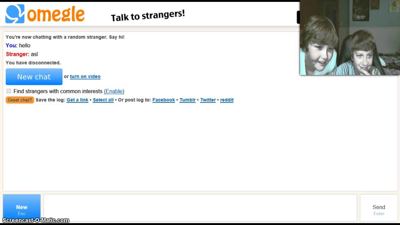 Bbw omegle point game 4