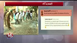 PM Narendra Modi Interacts With Netizens On Twitter