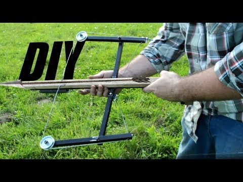 Diy Compound Crossbow Flipper