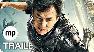Bleeding Steel Trailer Deutsch German (2018)