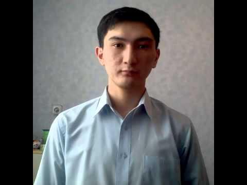 Отзыв Жайсана из Казахстана о тренинге Петра Алпатова Быстрые деньги ВКонтакте