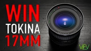 WIN Tokina 17mm F3.5 | April Vintage Lens Giveaway