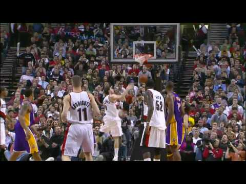 Top 10: Alley Oops for the 2009 NBA Season
