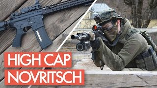 NOVRITSCH goes FULLAUTO - My first game with a M4