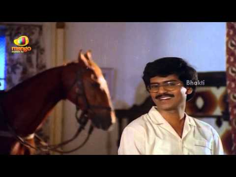 Sindhoora Devi Movie Scenes - Vivek Asking His Pets To Leave The Room - Baby Shamili, Vivek, Kanaka video
