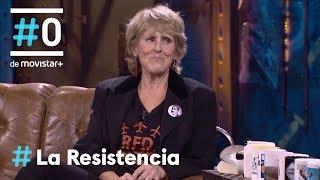 LA RESISTENCIA - Entrevista a Mercedes Milá   #LaResistencia 26.02.2019