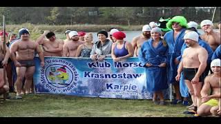 Krasnostawskie Karpie - rozpoczęcie sezonu morsowego 2017/2018 r.