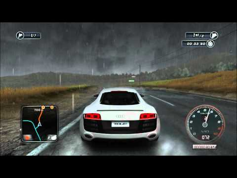 Test Drive Unlimited 2 Gameplay PC Audi R8  ATI 5830 MAXED [HD]