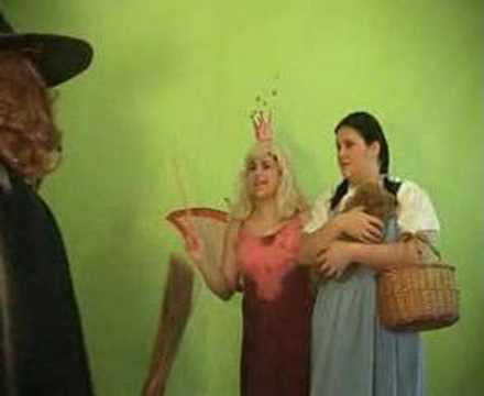 3e sequence the wizard of oz parody