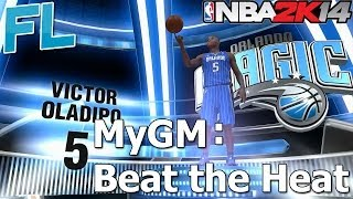 NBA 2K14 MyGM Ep. 3: Beat the Heat