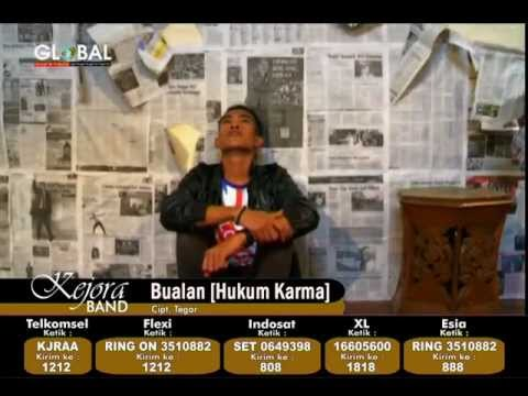 Kejora Band [hq]  Bualan [hukum Karma] Cipt. Tegar video