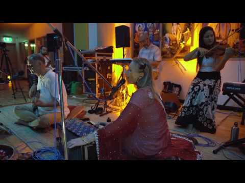 Awesomely Sweet Melody Kirtan Meditation Ashraya Sacred Chant Brisbane