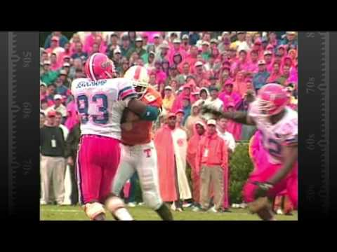 This Week in College Football History - Florida vs Tennessee