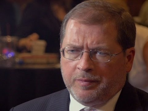 Grover Norquist on Open Borders and Racist Immigration Policy