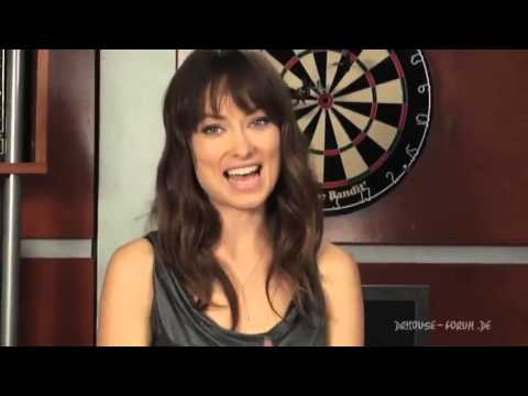 Olivia Wilde Funniest Moments
