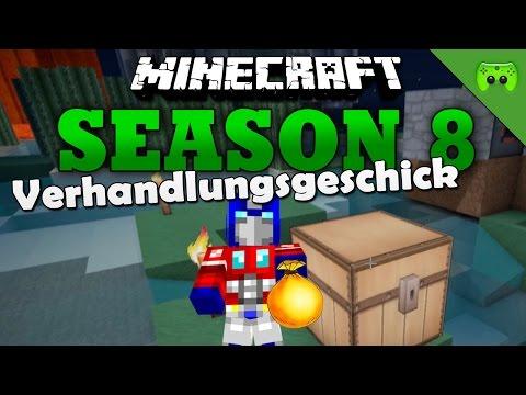 VERHANDLUNGSGESCHICK «» Minecraft Season 8 # 211 Full HD