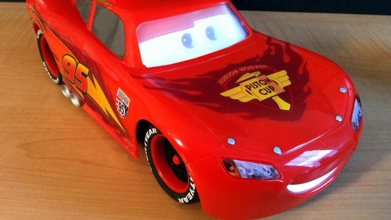 Air Hogs Cars  Lightning Mcqueen