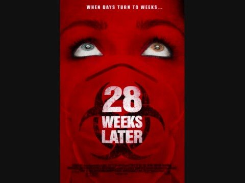 28 weeks later music- kiss of death