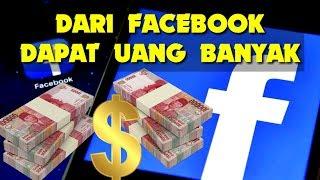 Cara Mendapatkan Uang Dari Facebook Lewat Hp