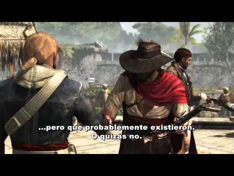 Tráiler Honesto de Juego: Assasin's Creed 4 (Honest Game Trailer - Subtitulado Español)