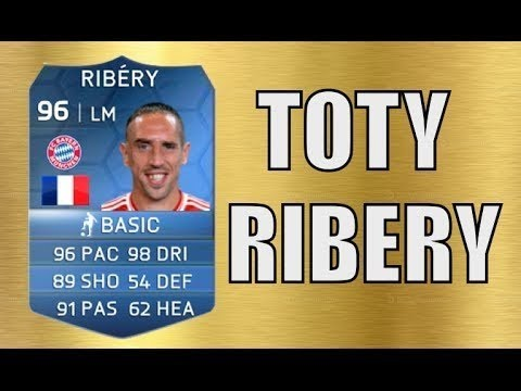 PS4   RIBERY TOTY   Review Ep.2   Ultimate Team FIFA 14   DjMaRiiO