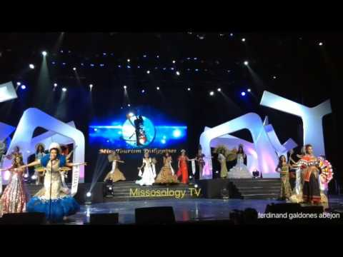 Miss Tourism Philippines 2016 Finals - Opening & Introduction