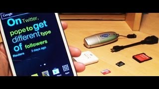 How to Increase Storage on Samsung Galaxy Note 2 II GT-N7100, GT-N7105