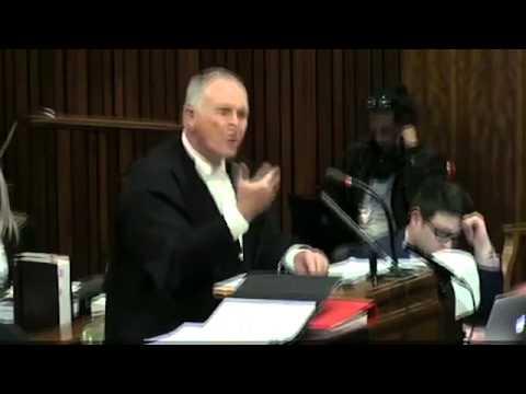 Oscar Pistorius Trial, Day 40: Defense Final Argument - Aug 7, 2014