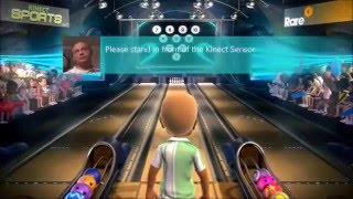 Kinect Sports - Bowling (my version) #1