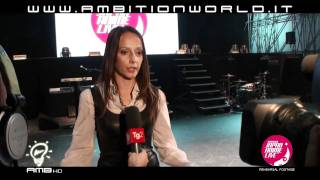 AMBITIONWORLD Eventi - Japan Anime Live ITALY Emanuela Pacotto al Tg2 RAI - AMBITION HD