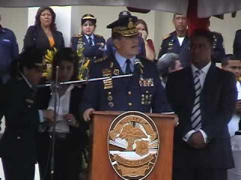 Juramentado nuevo comandante de Poli Aragua