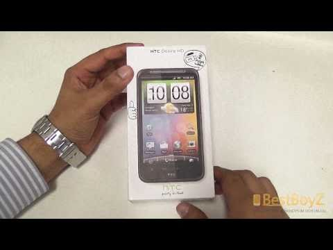 Review: HTC Desire HD | BestBoyZ