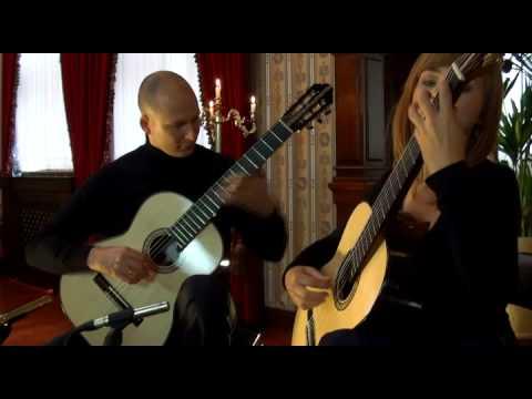 Guitar Duo - La vida breve