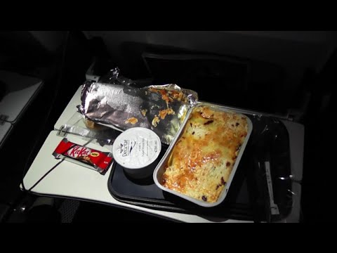British Airways A380 long haul inflight experience