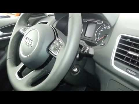 Interior Audi Q3 2014 Precio Caracteristicas versión para Colombia FULL HD