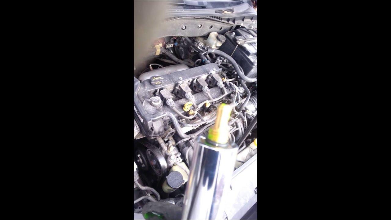 2006 Mazda 6 Engine Temp Sensor - YouTube