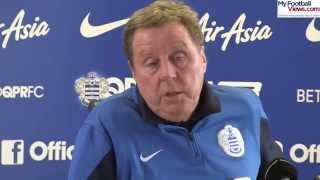 Redknapp: Wright-Phillips refuses to leave QPR