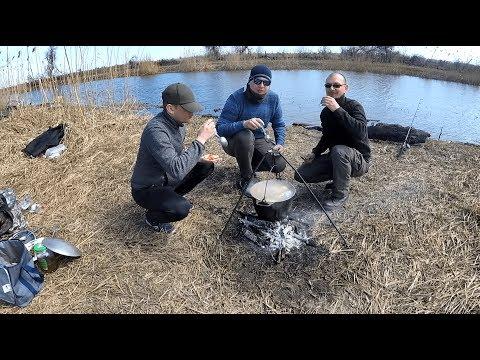 Рыбалка в Астрахани 2018 г. апрель