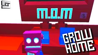 Grow Home Gameplay - THE FINALE! PC - Part 7